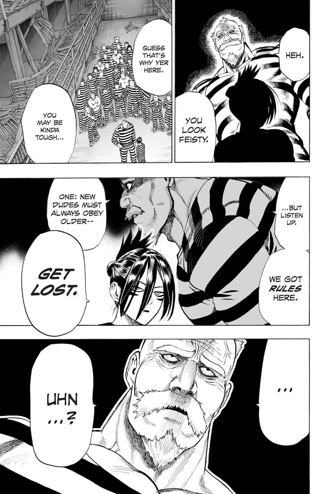 One Punch Man, Chapter Onepunch-Man 24 image 031