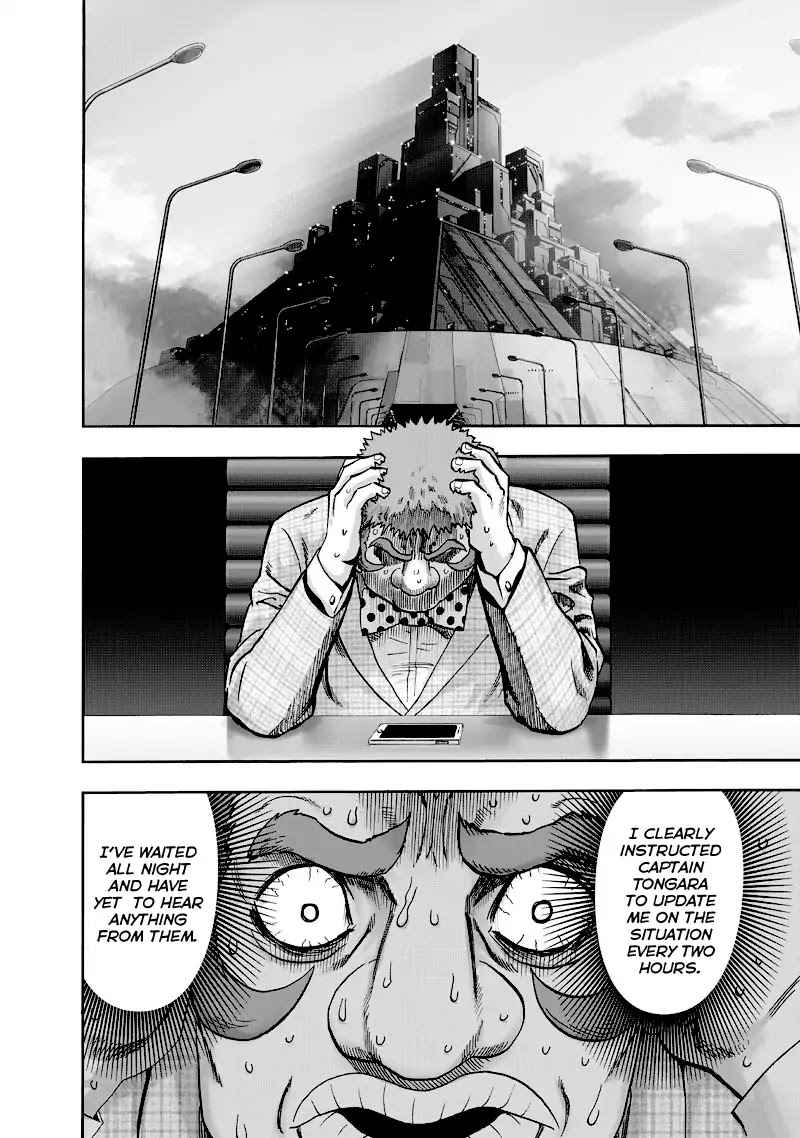 One Punch Man, Chapter Onepunch-Man 90 image 012