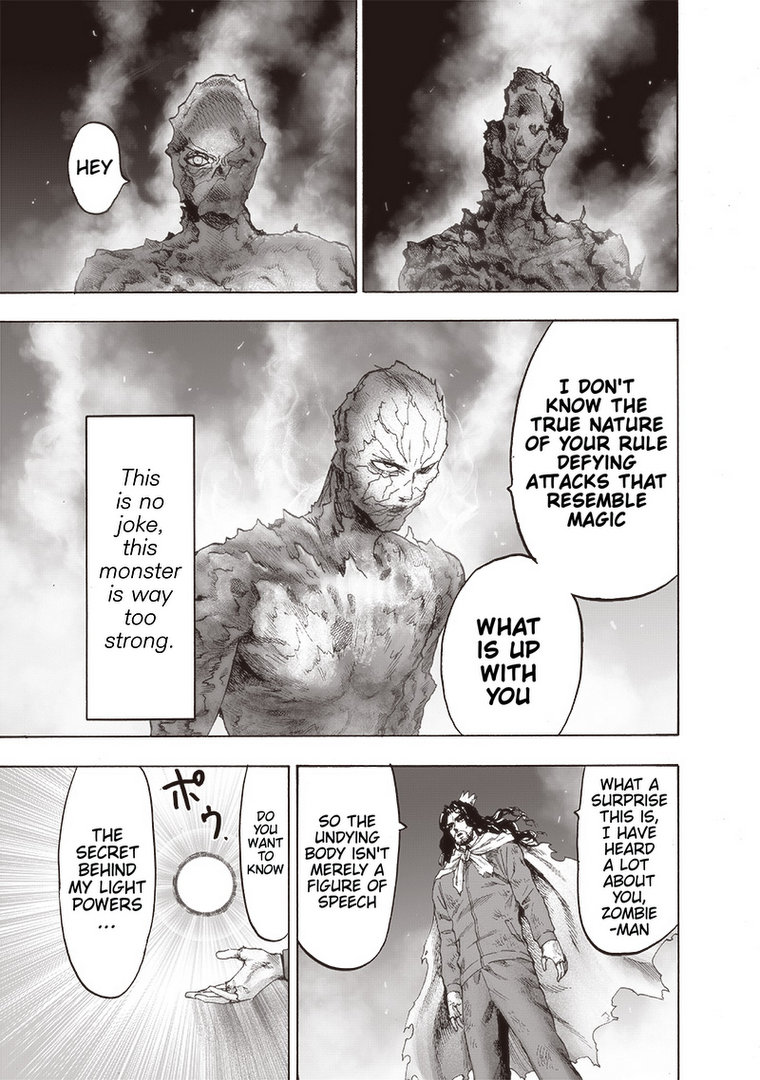 One Punch Man, Chapter 113 image 003