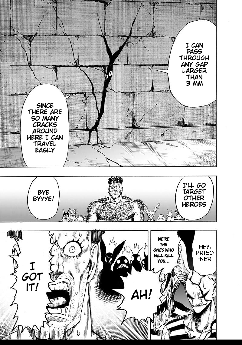 One Punch Man, Chapter Onepunch-Man 105 image 035