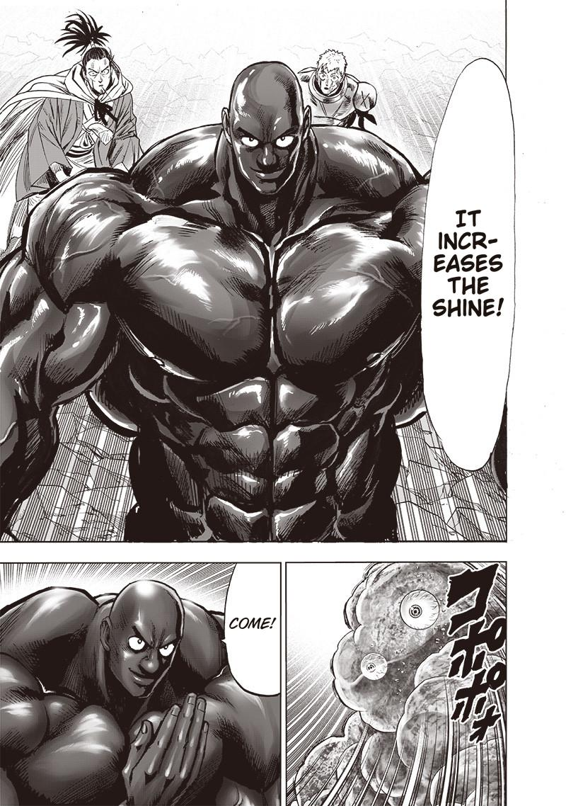 One Punch Man, Chapter 145 image 007