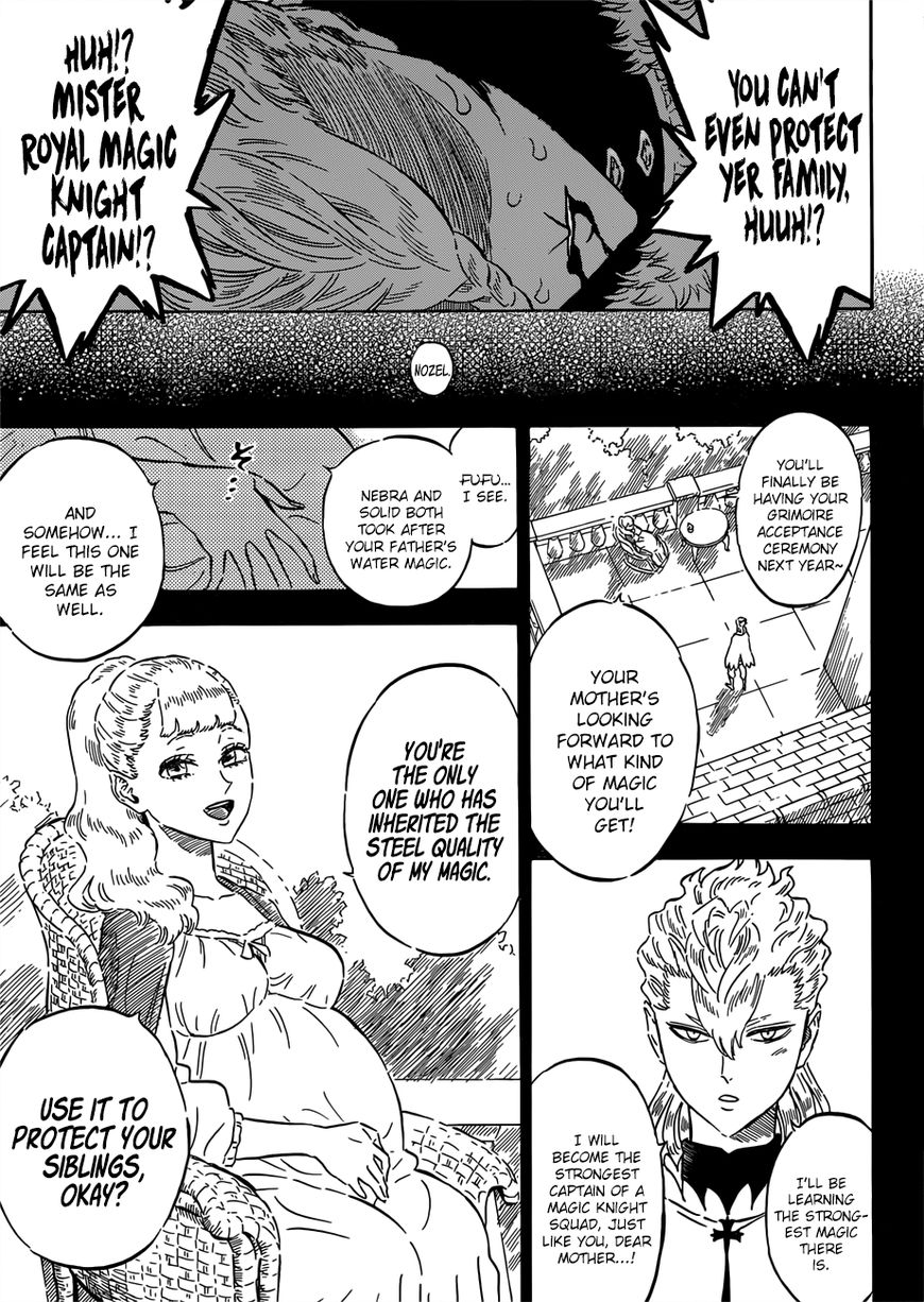 Black Clover, Chapter 178 The Magic of Humans image 007