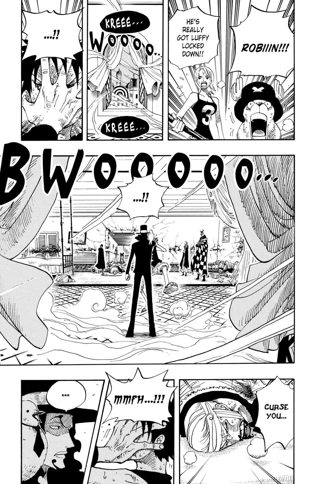 One Piece, Chapter 348 image 015