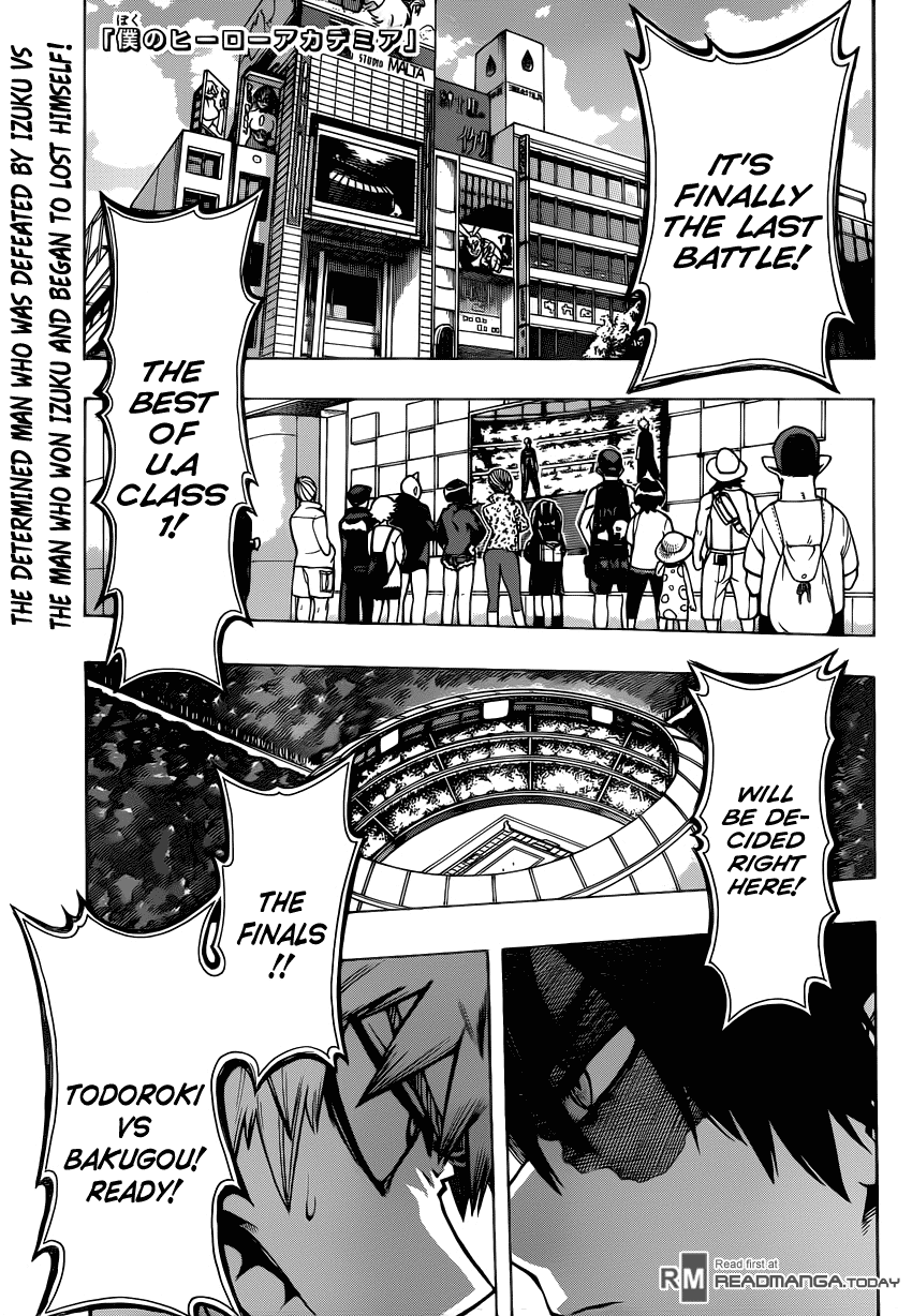 My Hero Academia, Chapter 43 image 001