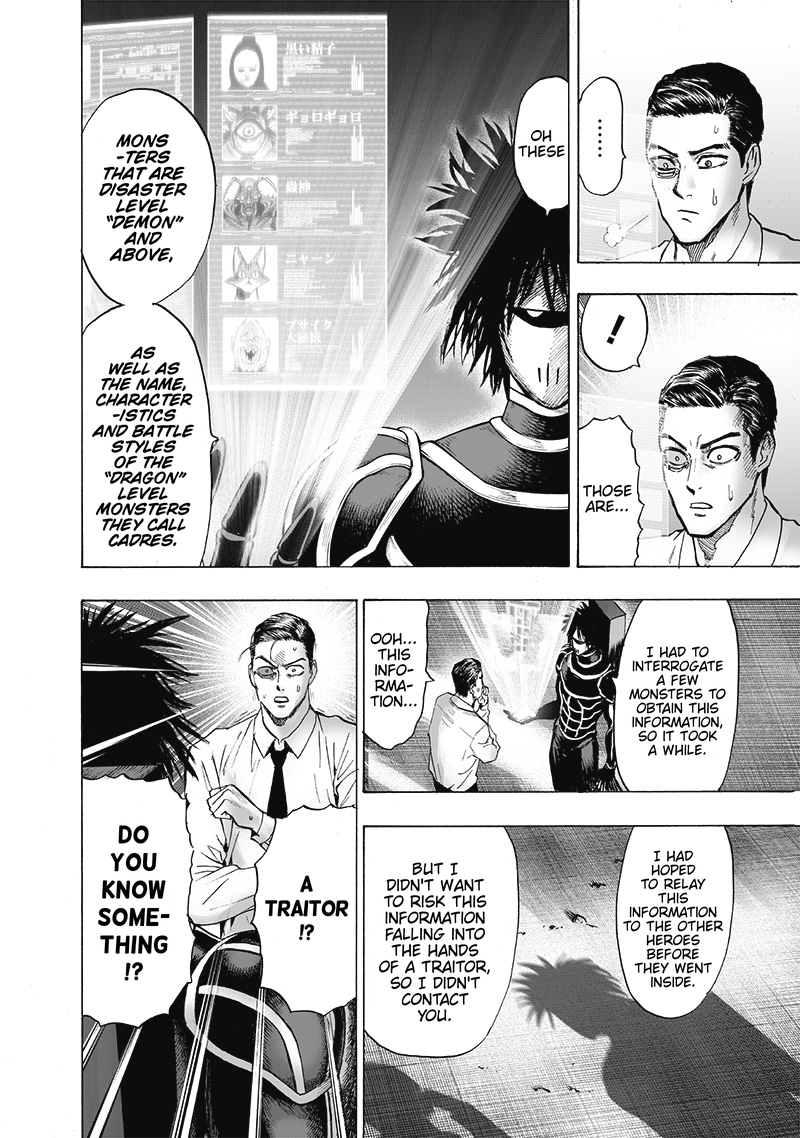 One Punch Man, Chapter One-Punch Man 119 image 007