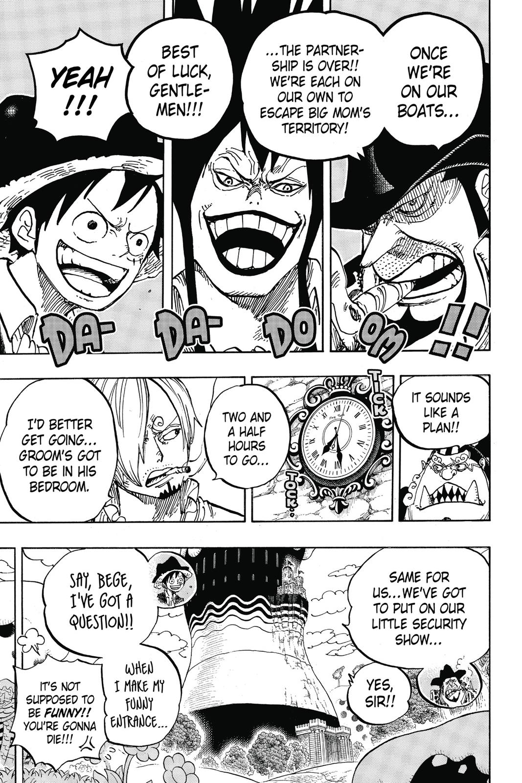 One Piece, Chapter 859 image 018