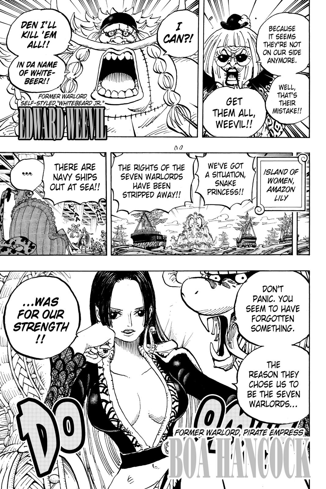 One Piece, Chapter 956 image 017