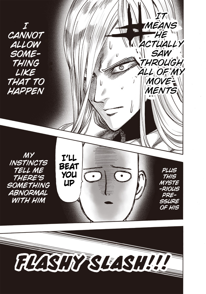 One Punch Man, Chapter One-Punch Man 115 image 019
