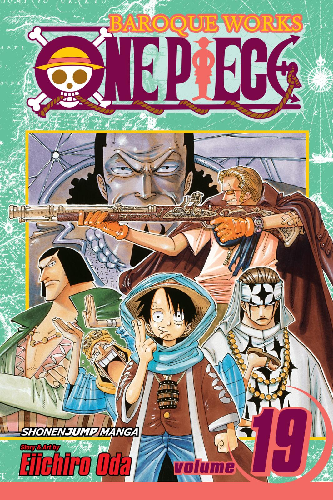 One Piece, Chapter 167 image 001