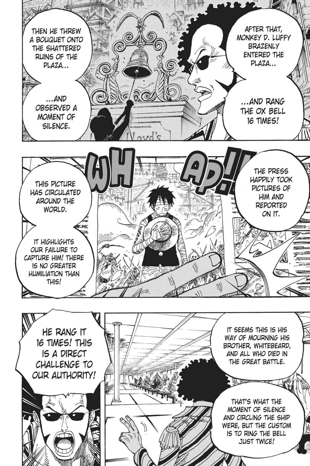 One Piece, Chapter 594 image 009