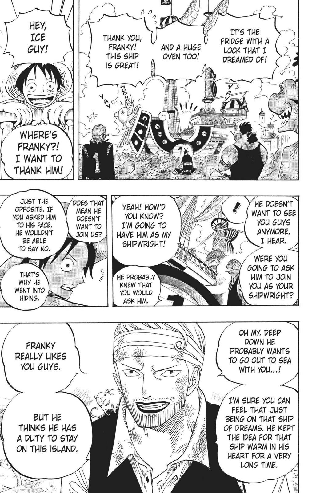 One Piece, Chapter 436 image 008