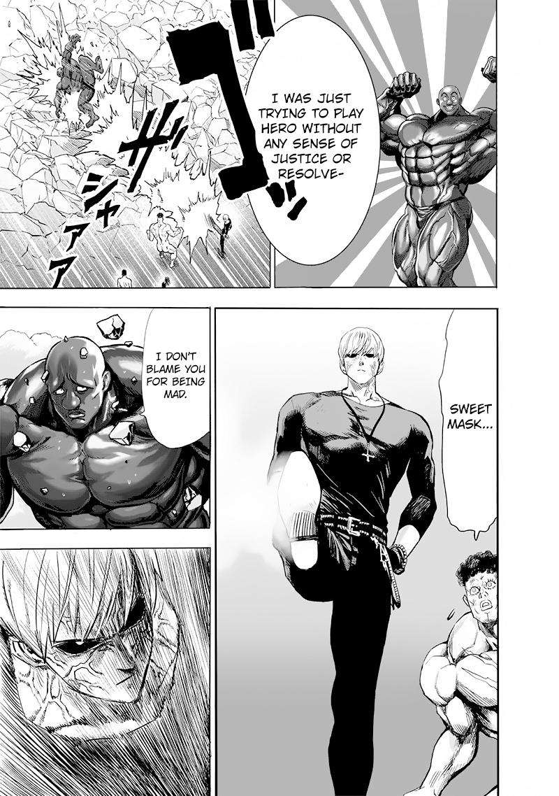 One Punch Man, Chapter 136 image 017