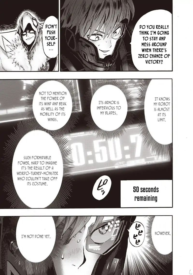 One Punch Man, Chapter Onepunch-Man 100 image 010