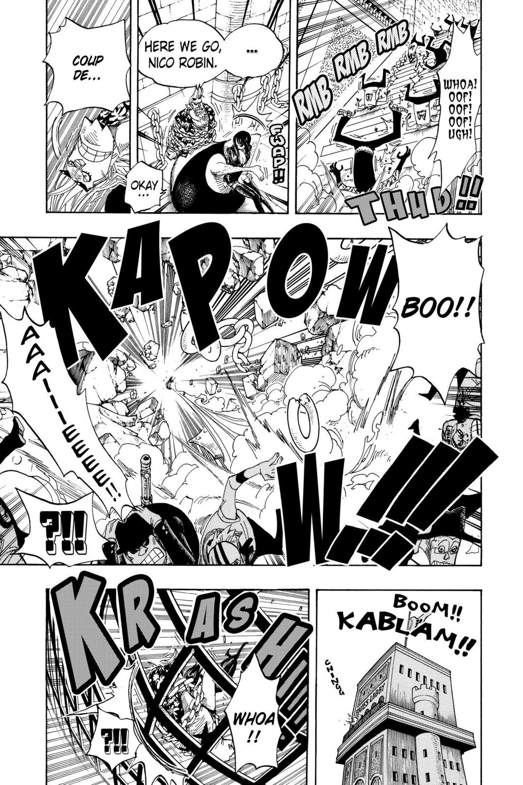 One Piece, Chapter 389 image 015