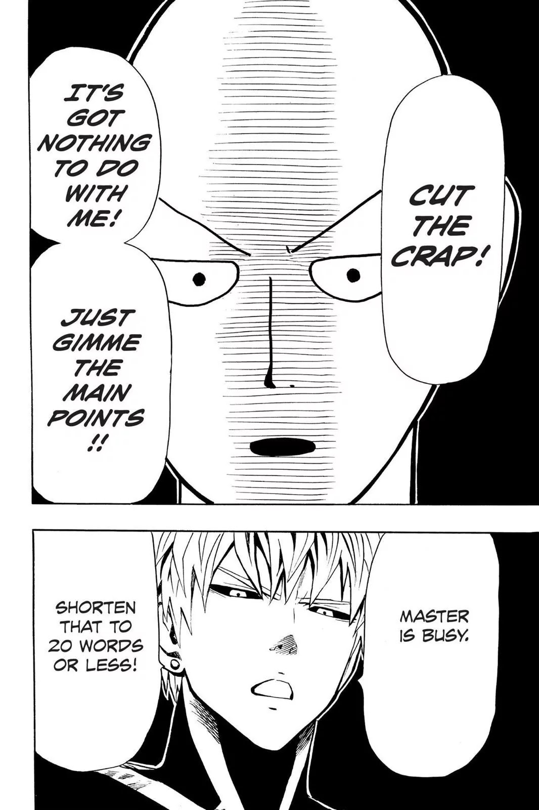One Punch Man, Chapter Onepunch-Man 9 image 013