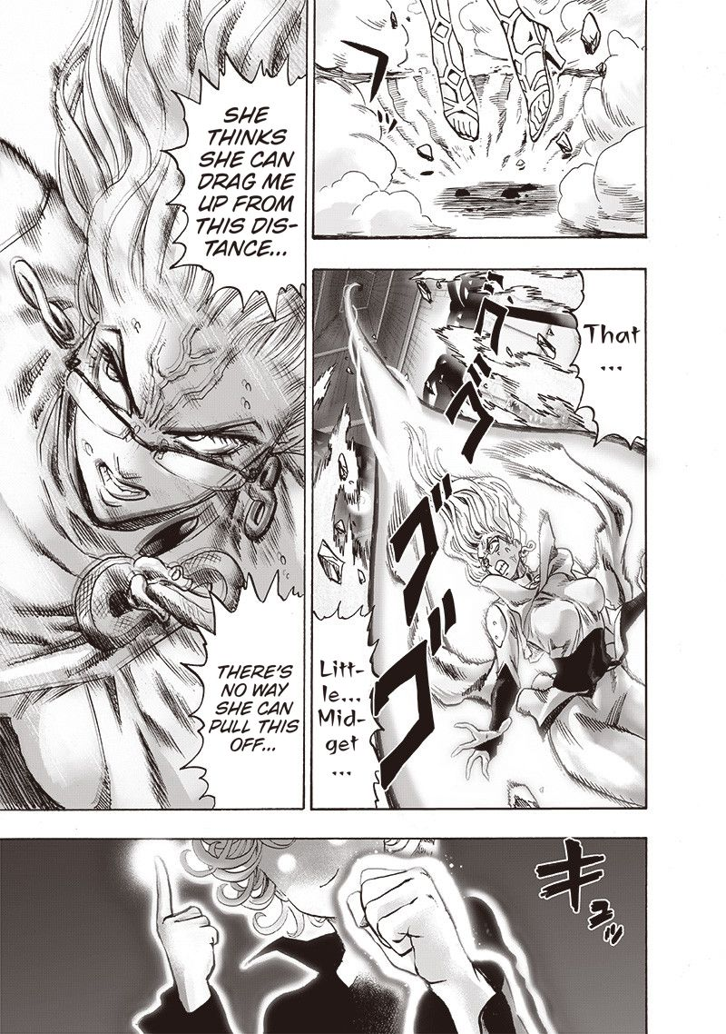 One Punch Man, Chapter One-Punch Man 127.2 image 004
