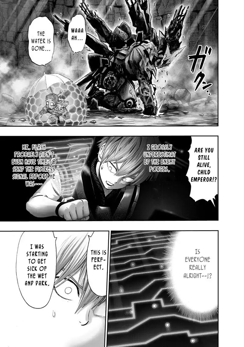One Punch Man, Chapter Onepunch-Man 100.2 image 003
