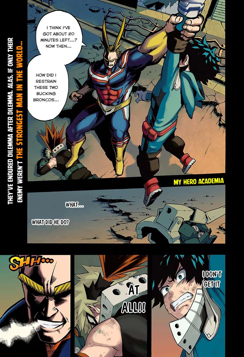 My Hero Academia, Chapter 65 image 003