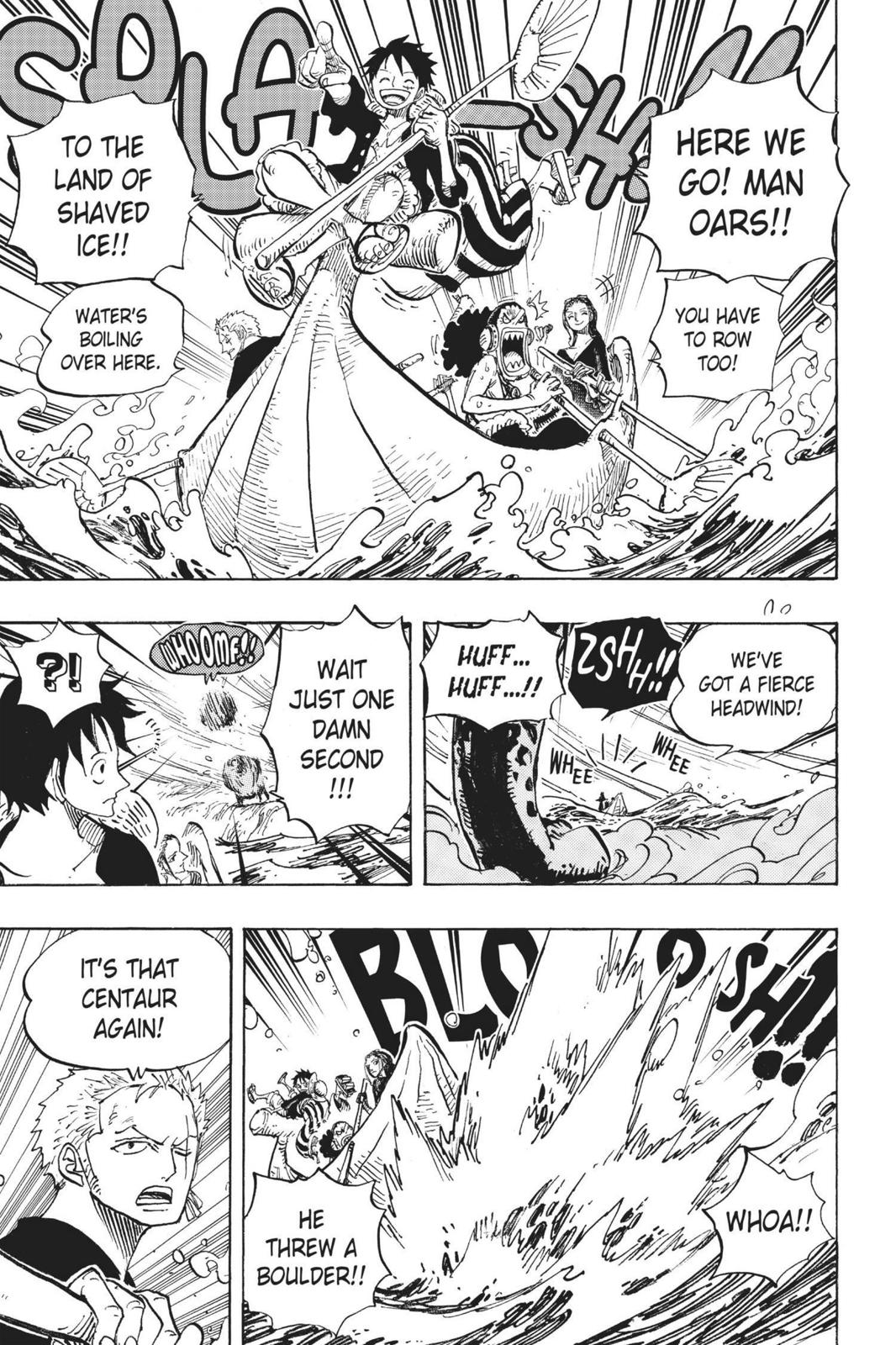 One Piece, Chapter 659 image 007
