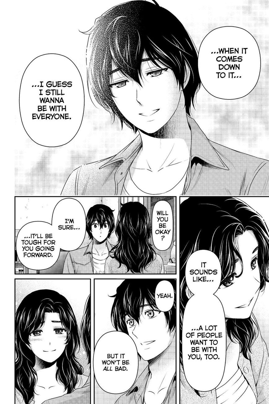 Domestic Girlfriend, Chapter 187 Will I See You Again image 016