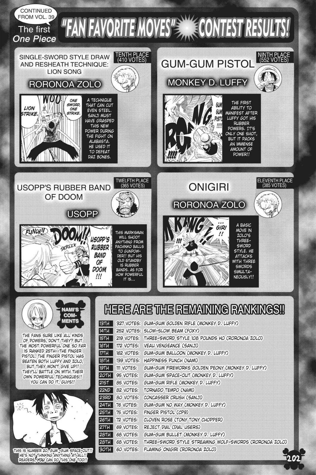 One Piece, Chapter 387 image 019