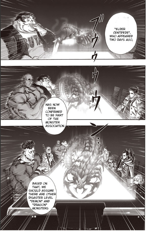 One Punch Man, Chapter Onepunch-Man 93 image 003