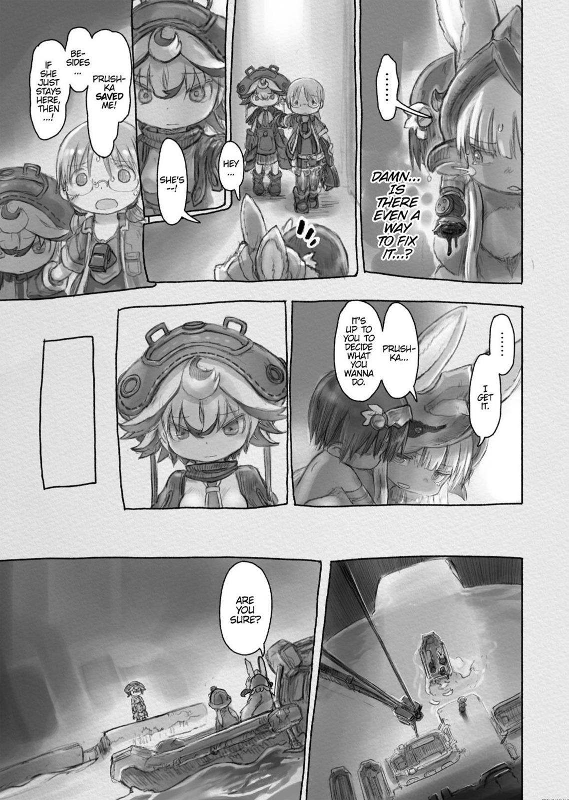Made In Abyss, Chapter Hello,Abyss 31 image 009