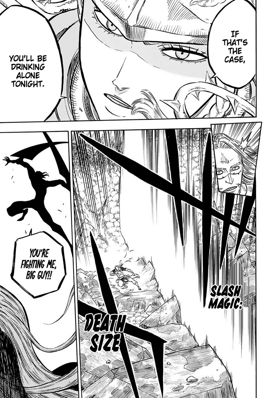 Black Clover, Chapter 52 Those Without Mana image 010