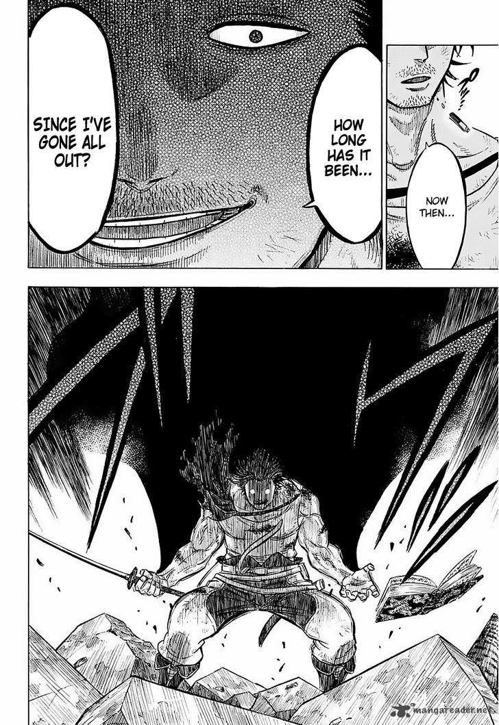 Black Clover, Chapter 49 Fight Fire With Fire image 002