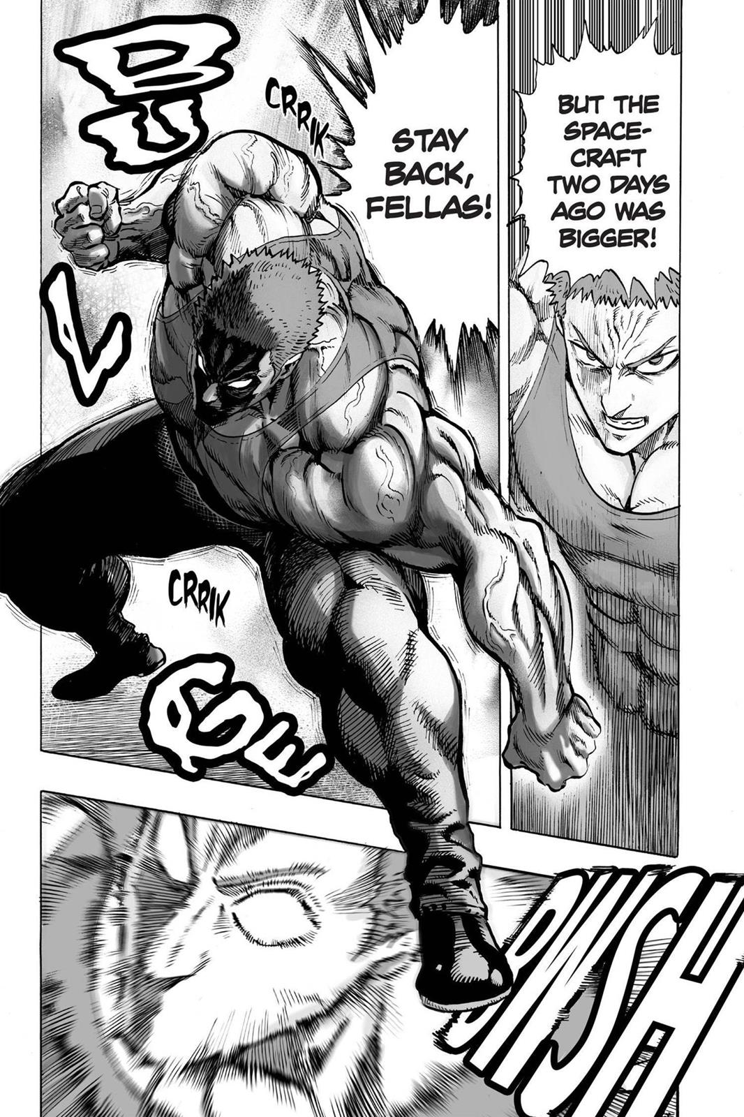One Punch Man, Chapter Onepunch-Man 37.5 image 011