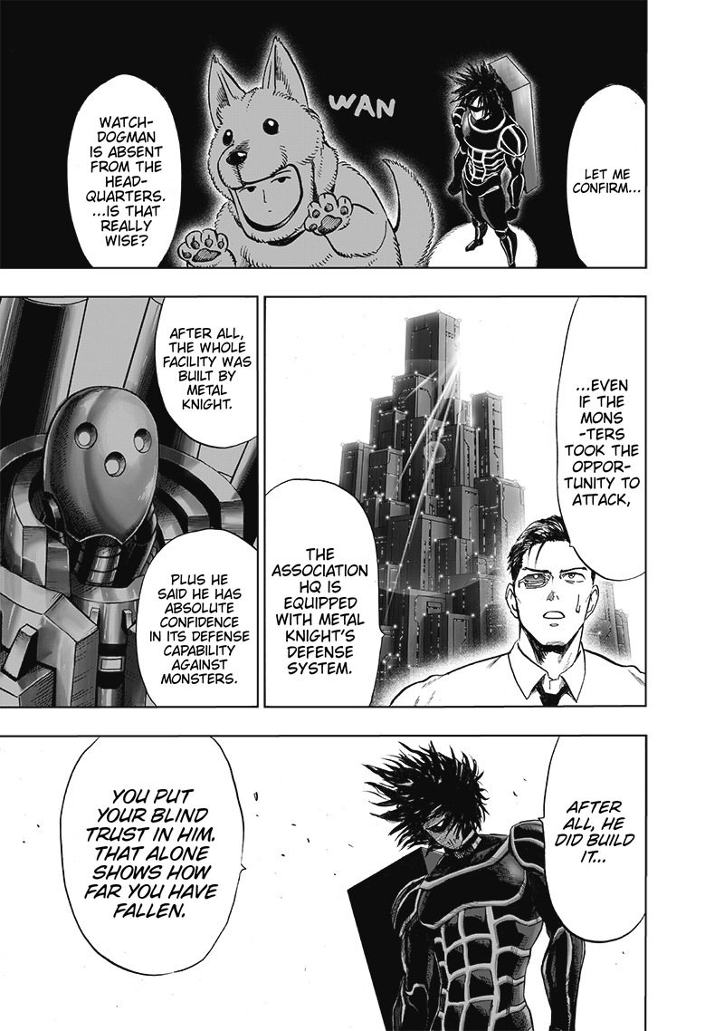 One Punch Man, Chapter One-Punch Man 119 image 010