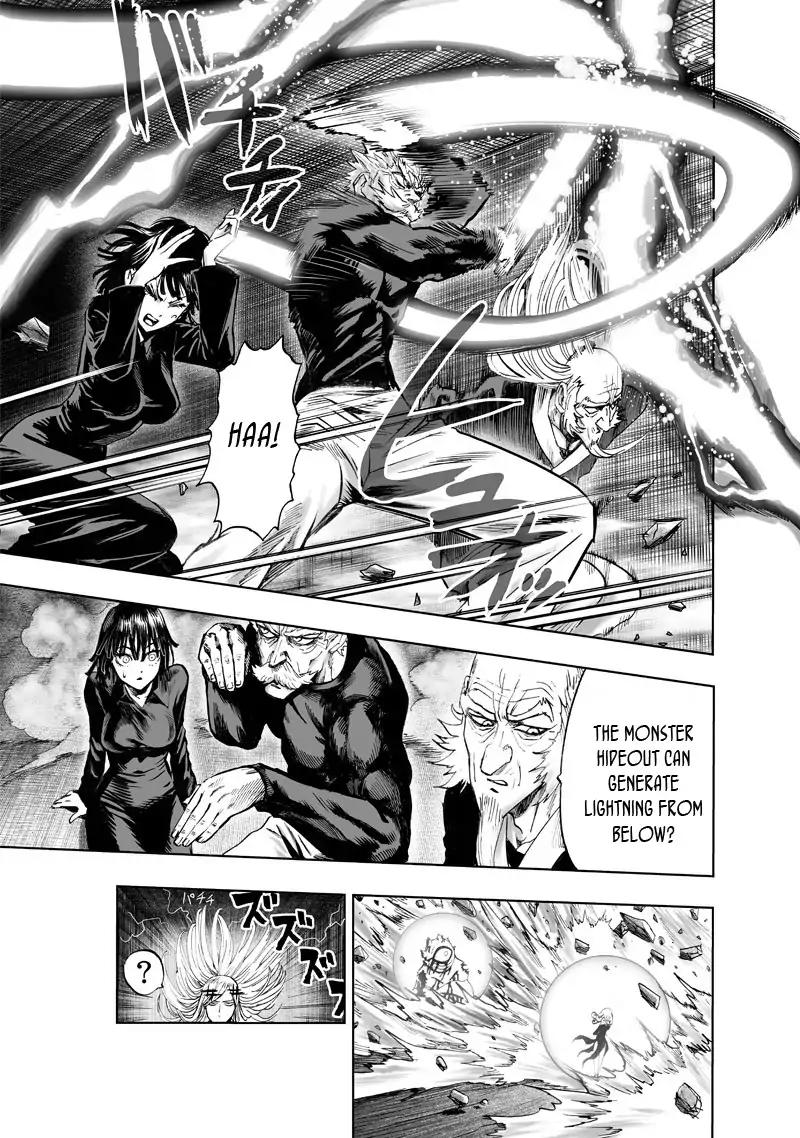 One Punch Man, Chapter Onepunch-Man 108 image 023