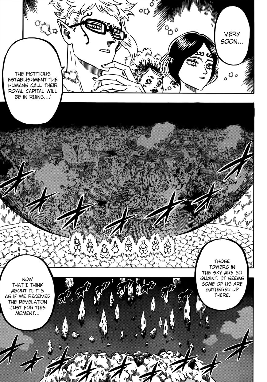 Black Clover, Chapter 182 The Followers of Sephirah image 006