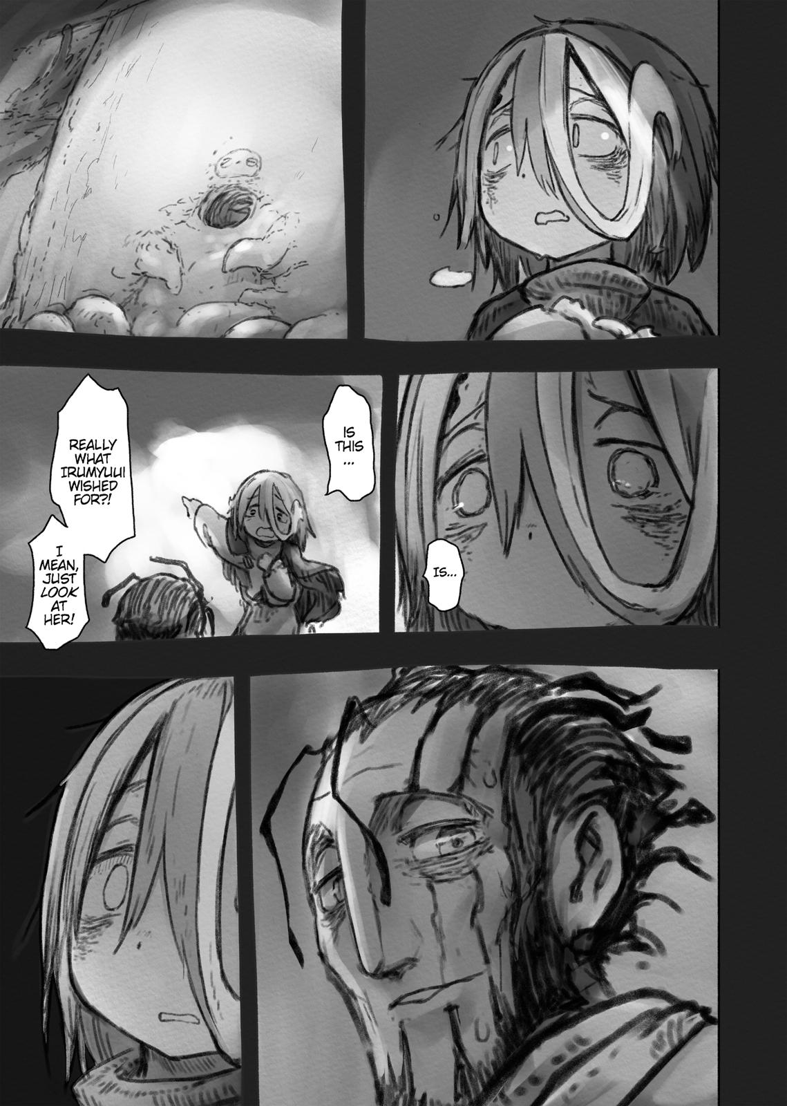 Made In Abyss, Chapter Hello,Abyss 51 image 017