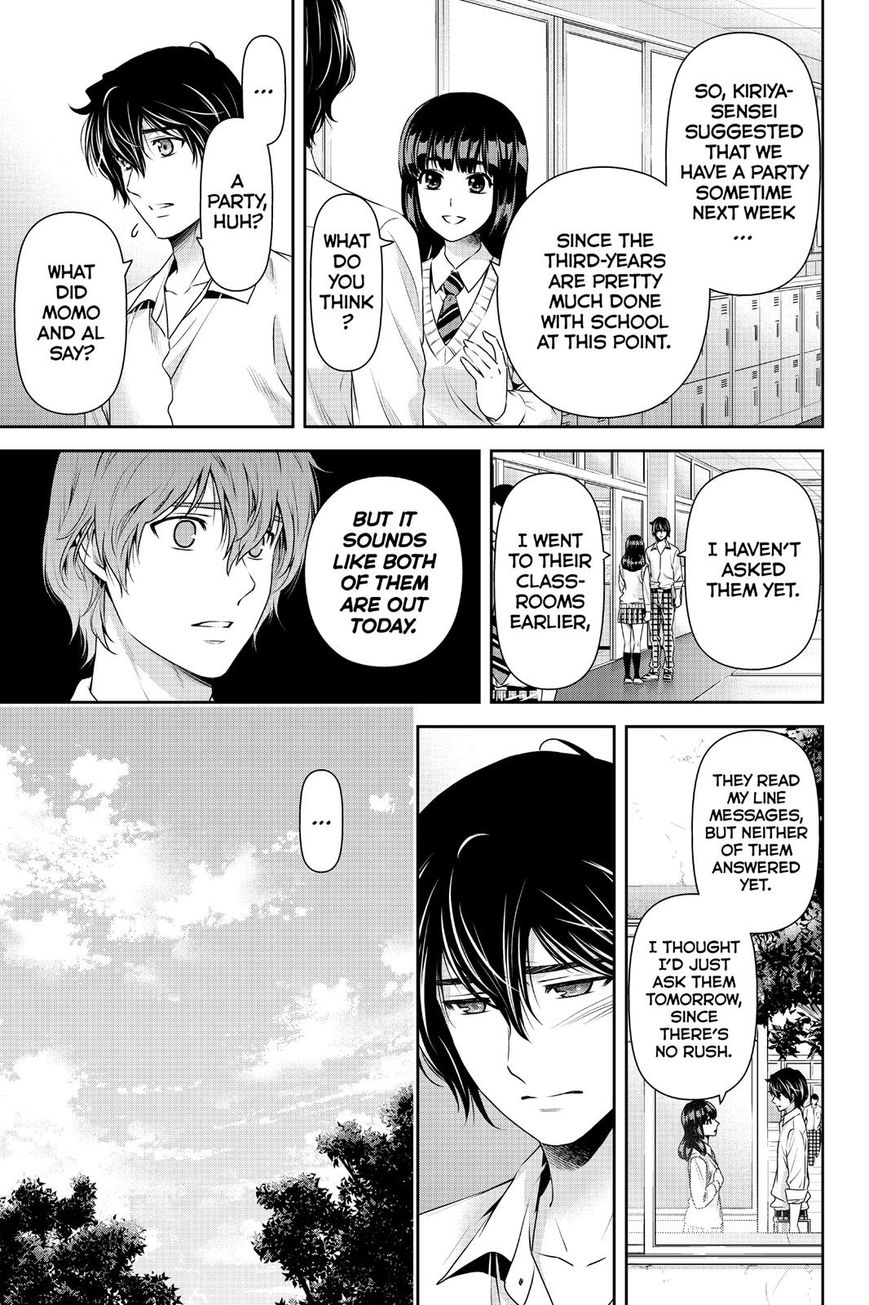 Domestic Girlfriend, Chapter 116 Changing Relationship image 009