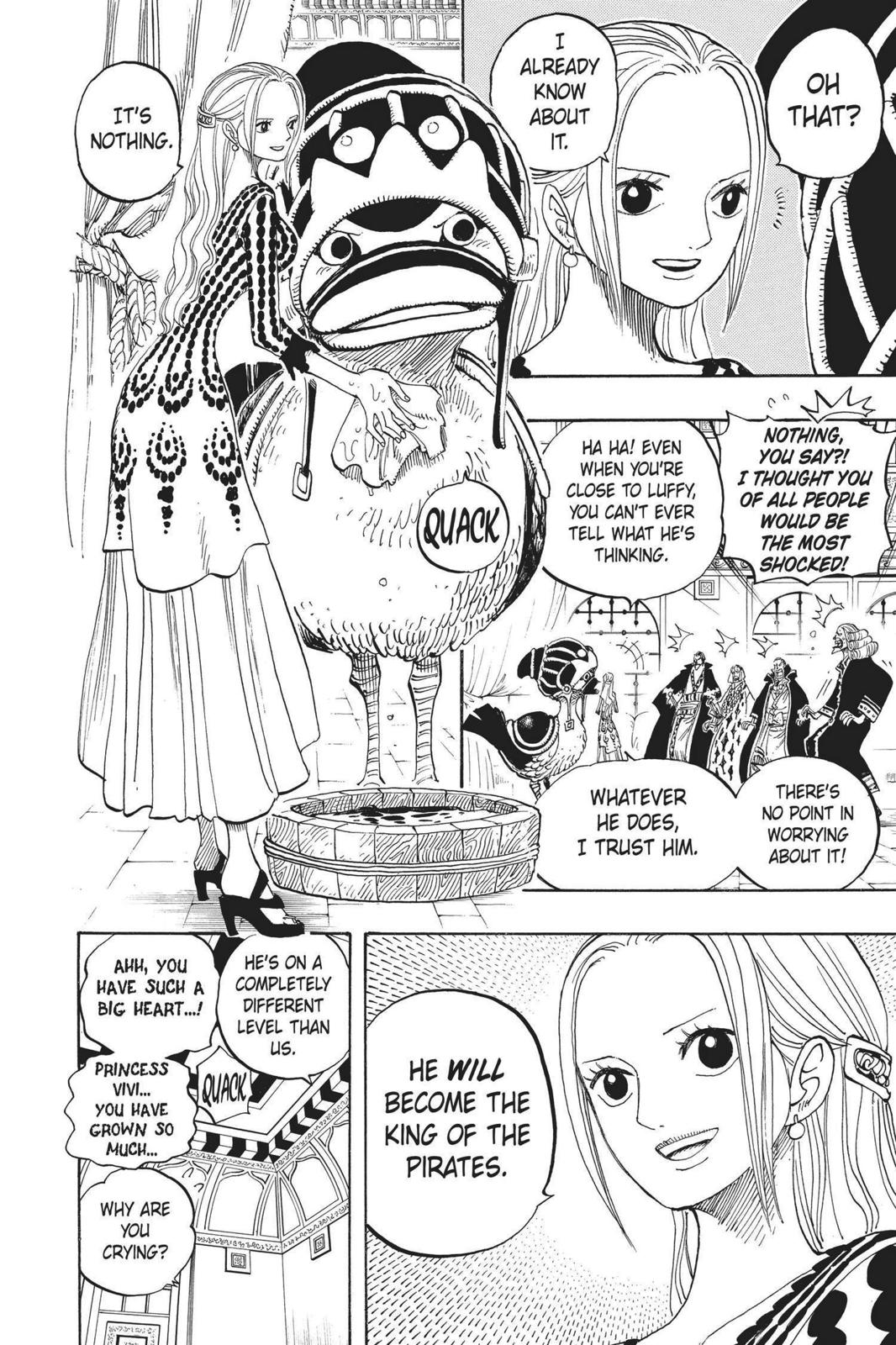 One Piece, Chapter 439 image 017