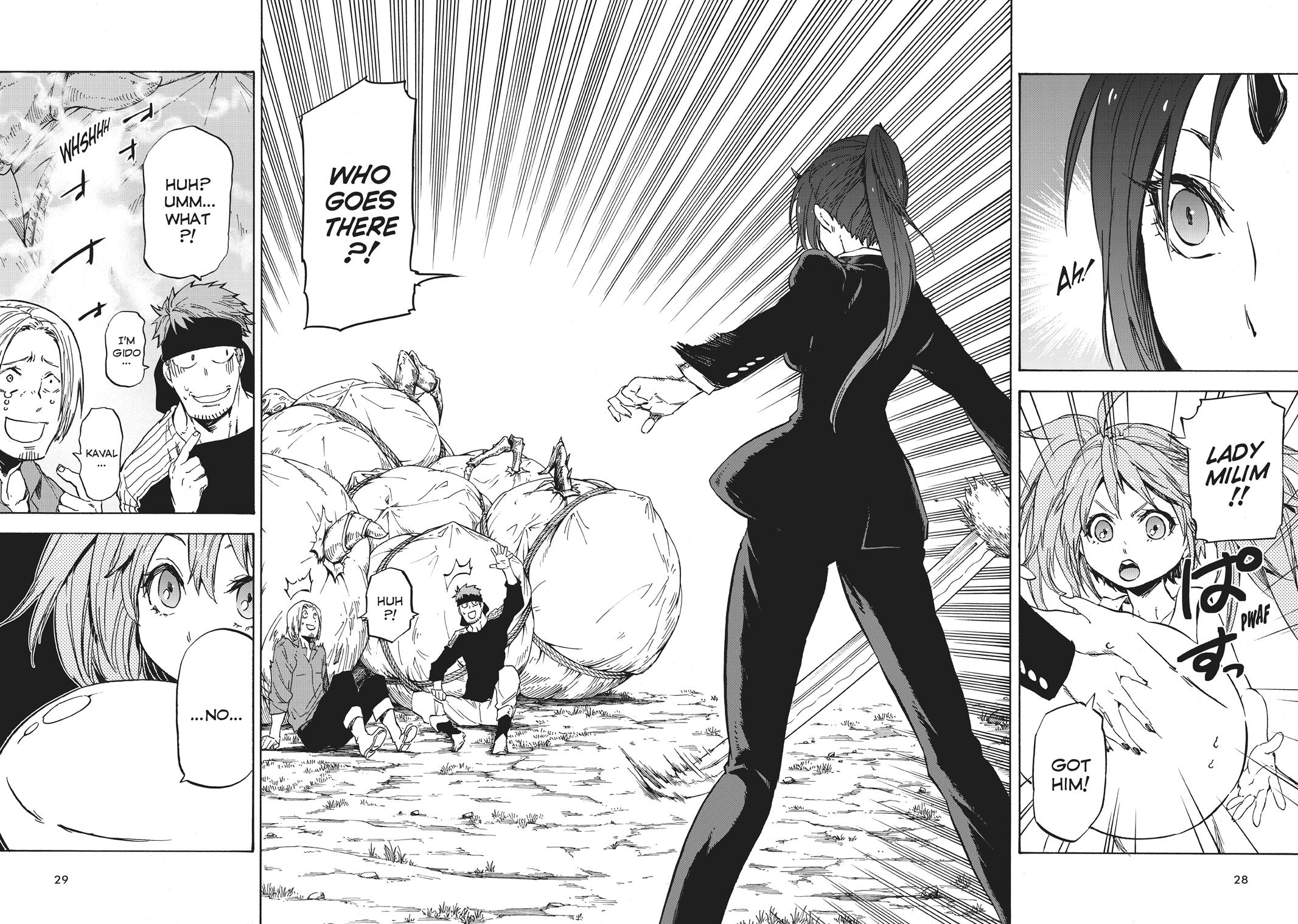 That Time I Got Reincarnated As A Slime, Chapter 36 image 028