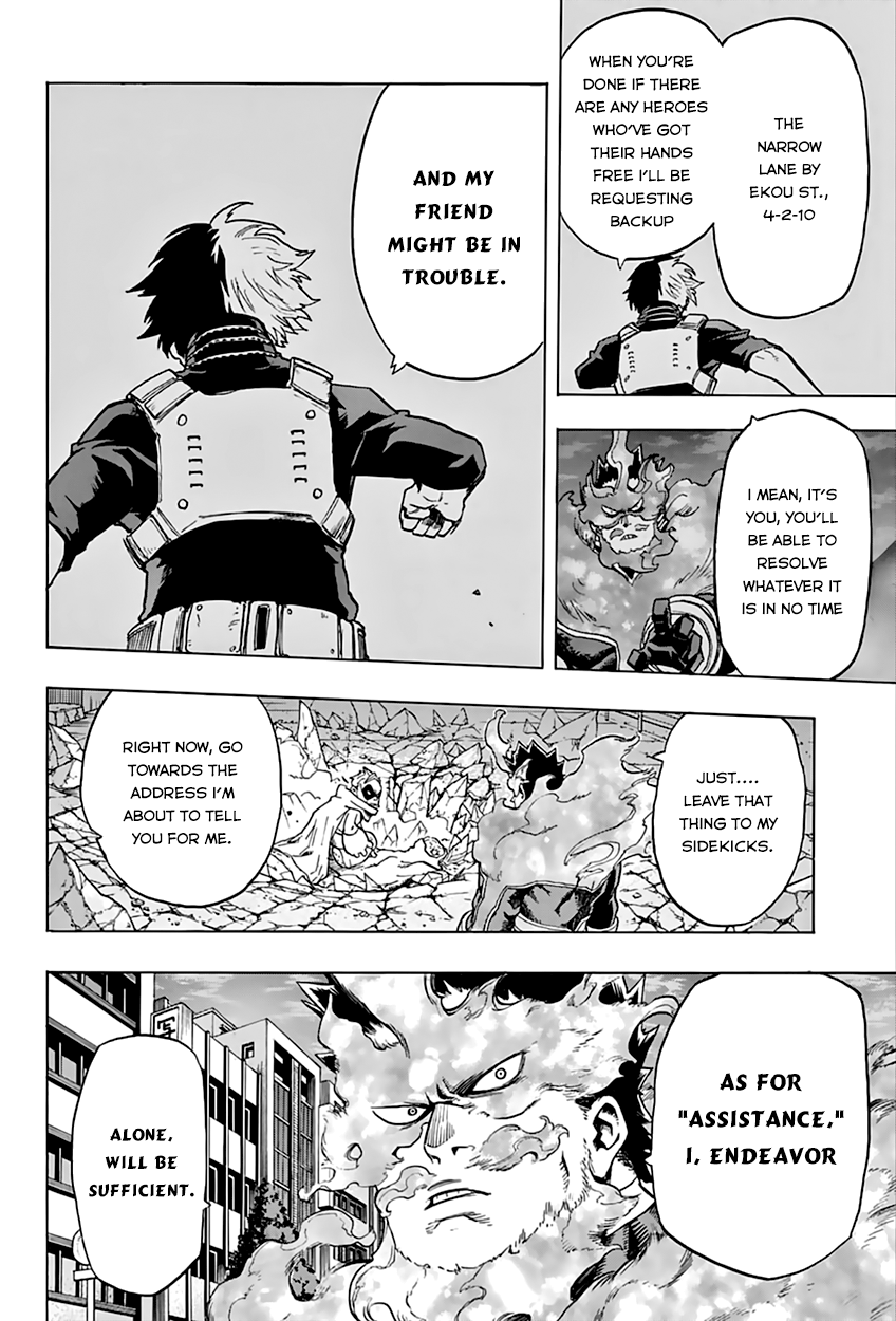 My Hero Academia, Chapter 55 image 009