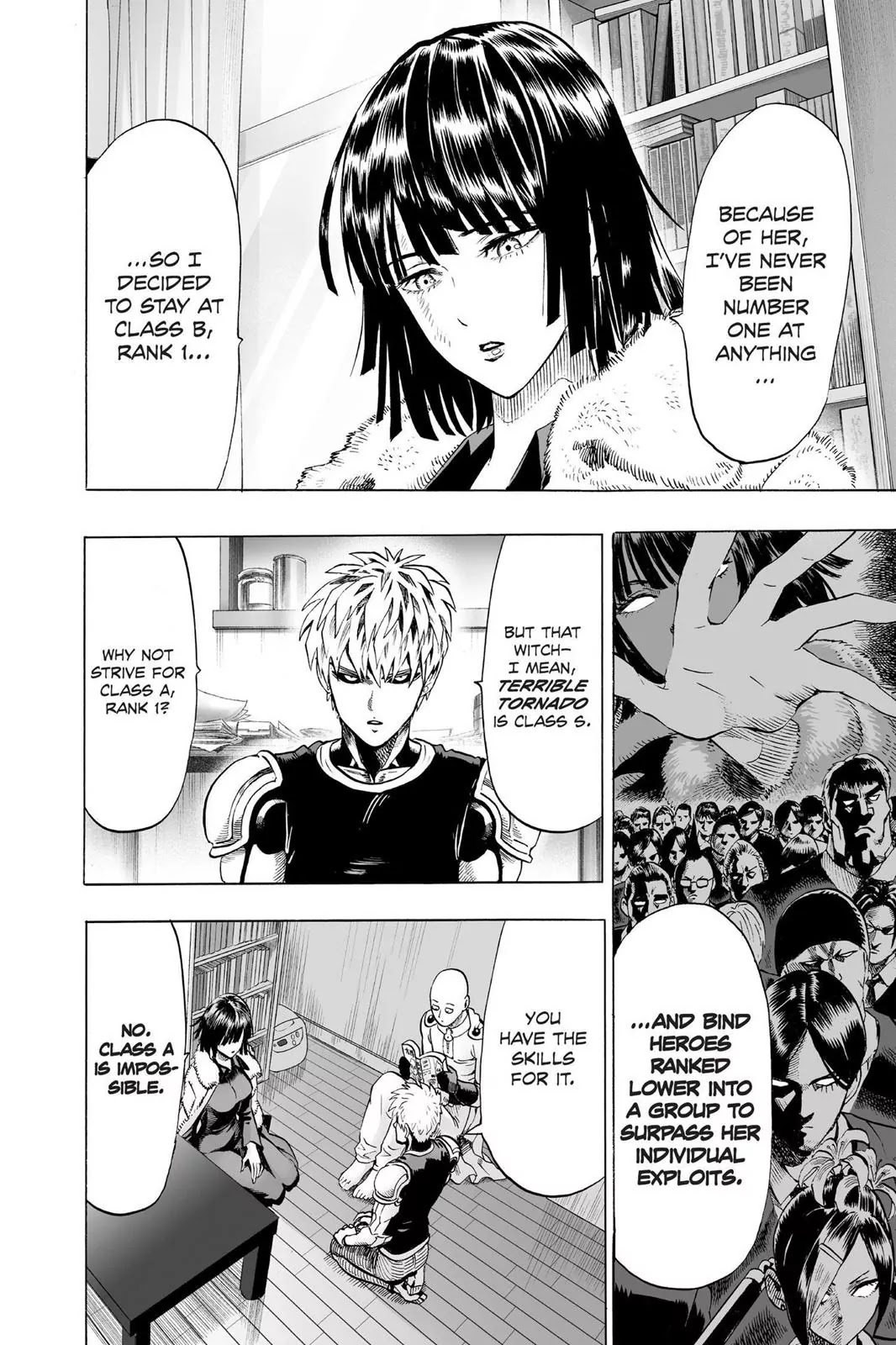 One Punch Man, Chapter Onepunch-Man 45 image 004