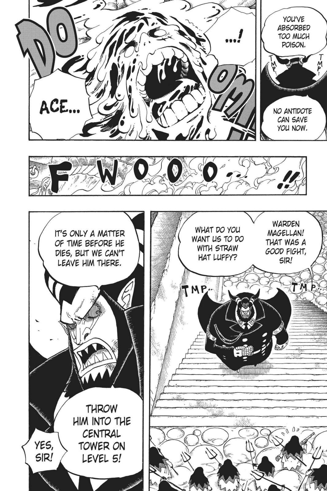 One Piece, Chapter 535 image 012