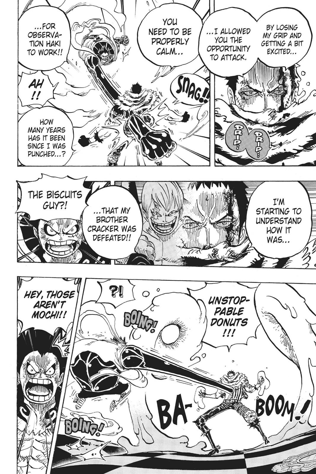 One Piece, Chapter 884 image 008