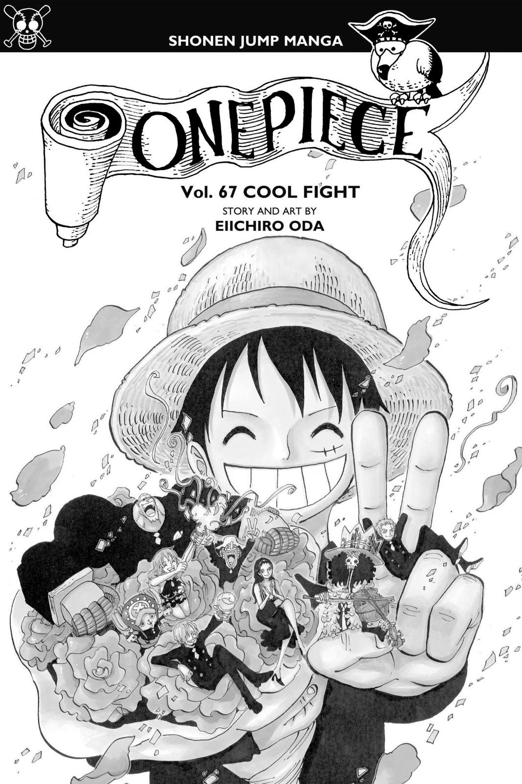 One Piece, Chapter 657 image 004