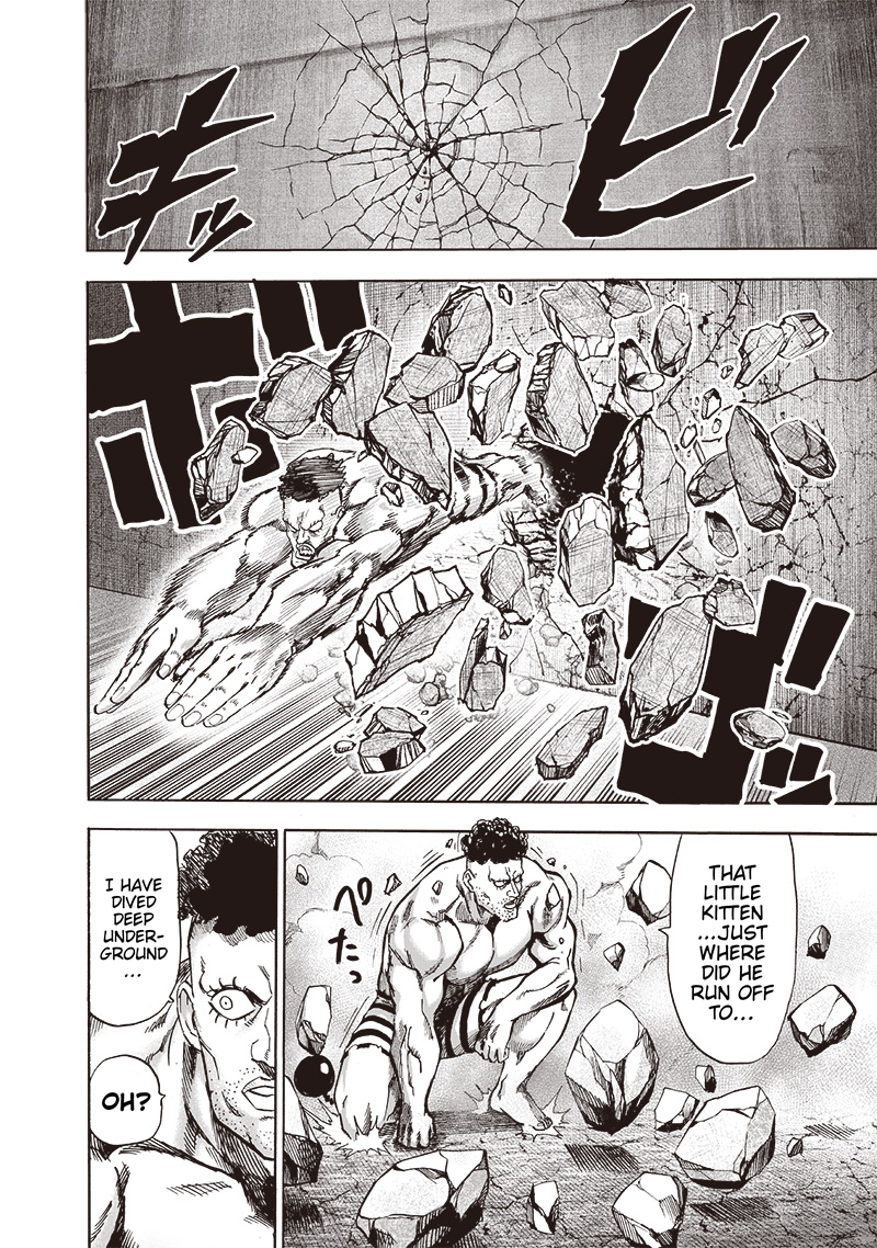 One Punch Man, Chapter One-Punch Man 115 image 003