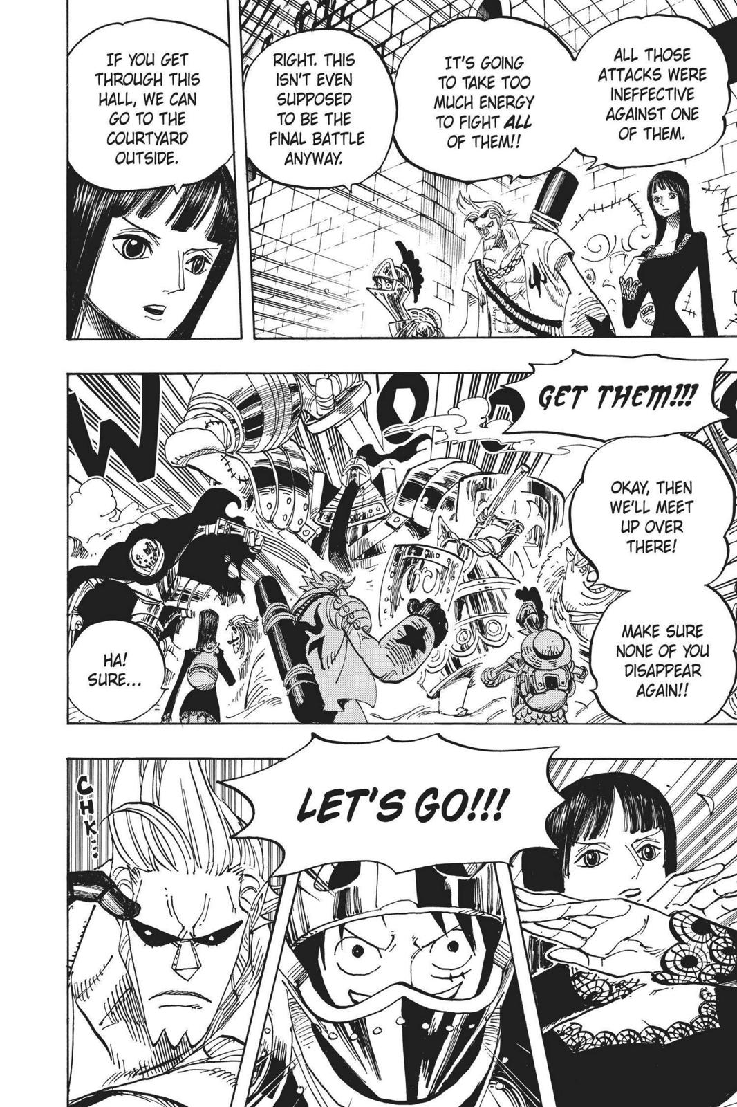 One Piece, Chapter 452 image 011