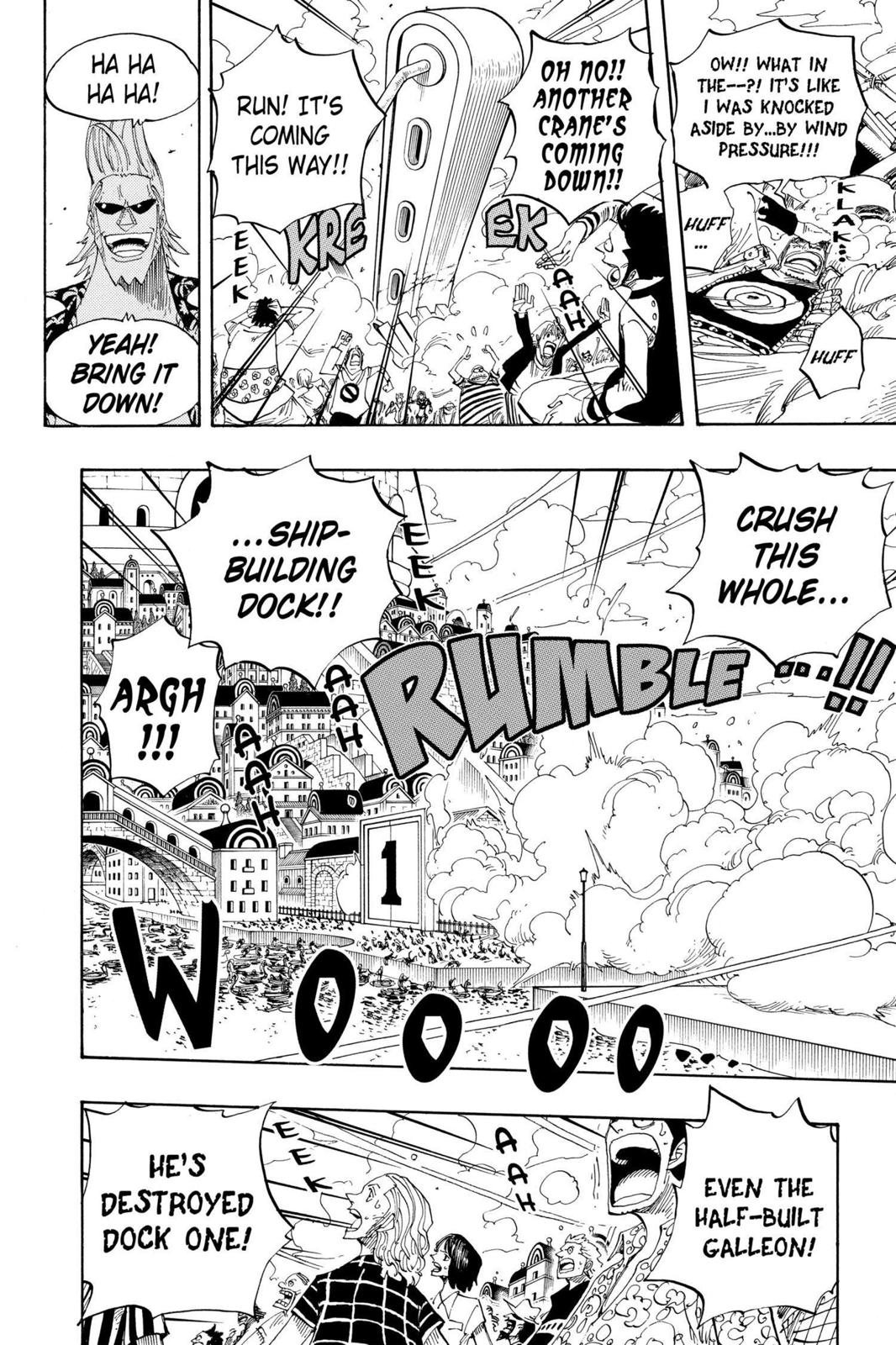 One Piece, Chapter 338 image 015