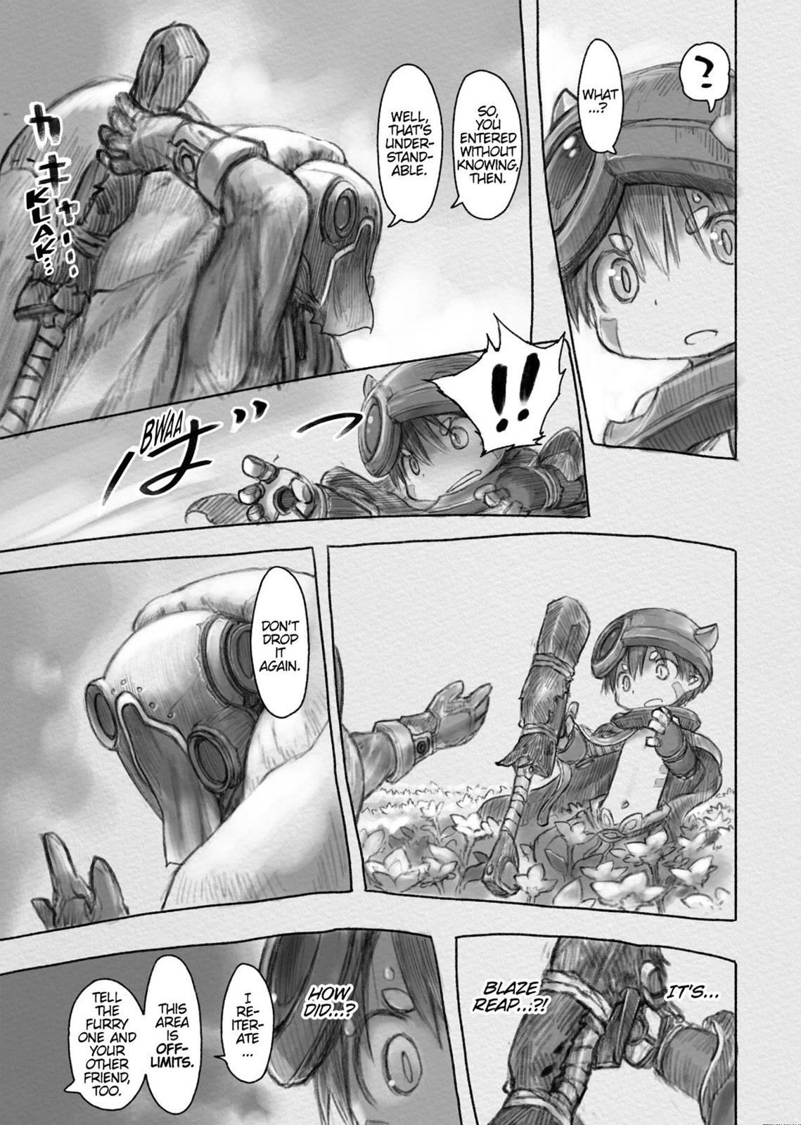 Made In Abyss, Chapter Hello,Abyss 27 image 003