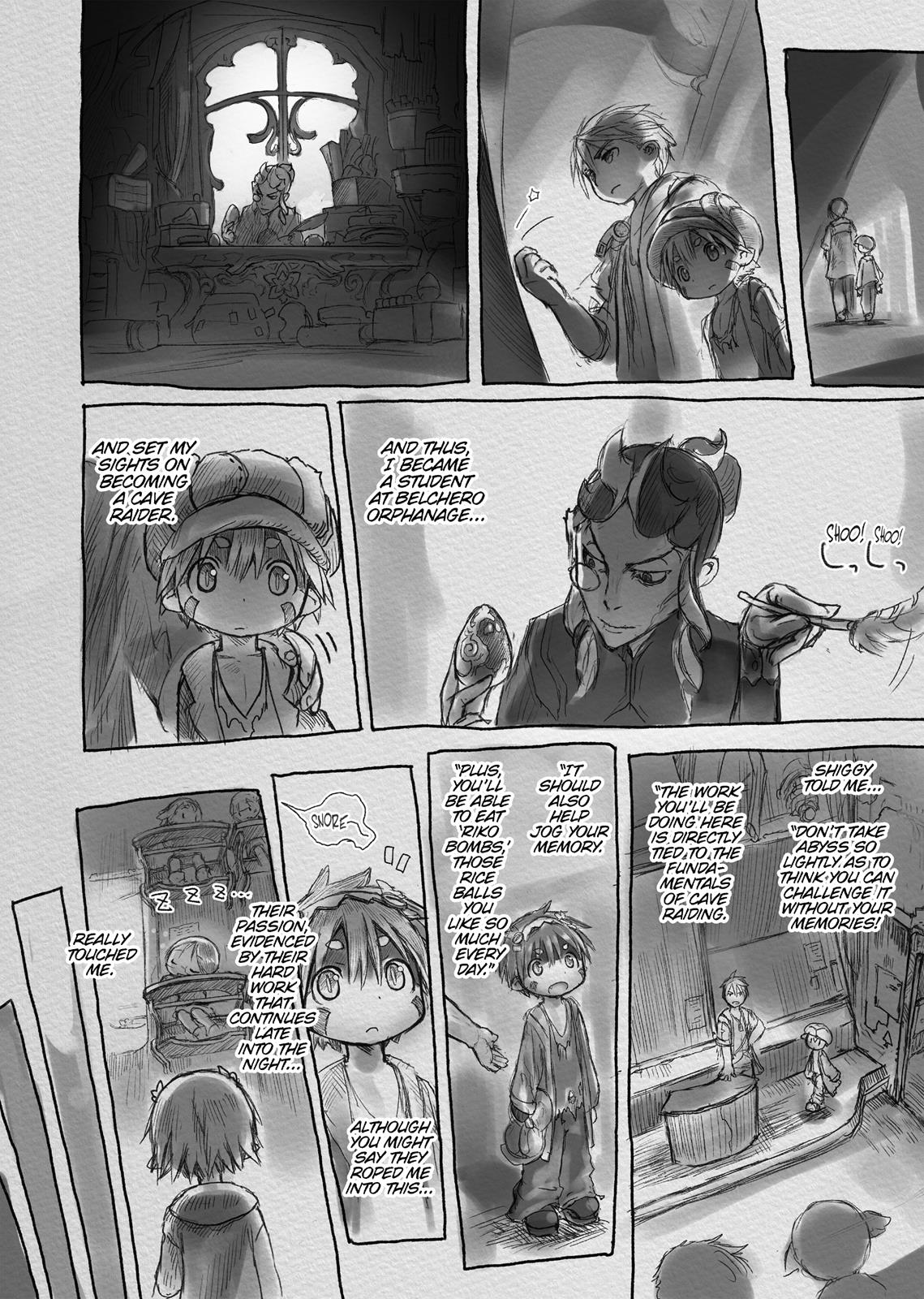 Made In Abyss, Chapter Hello,Abyss 4 image 016