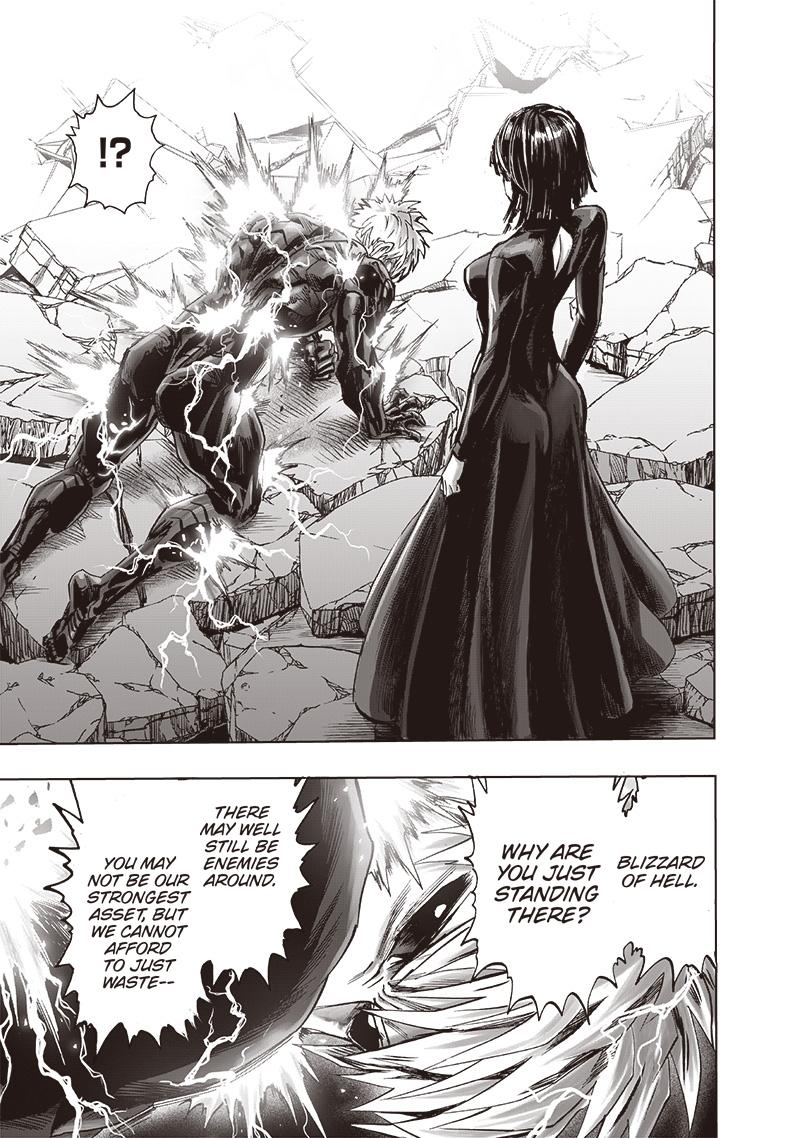 One Punch Man, Chapter One-Punch Man 143 image 008