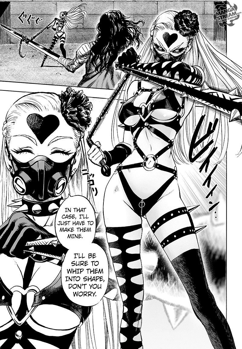 One Punch Man, Chapter Onepunch-Man 86 image 018