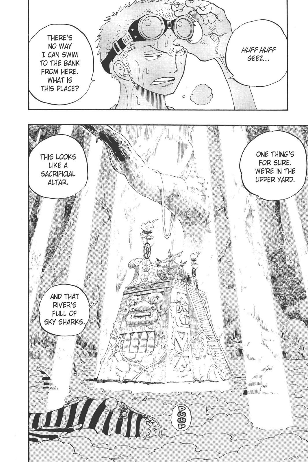 One Piece, Chapter 245 image 012